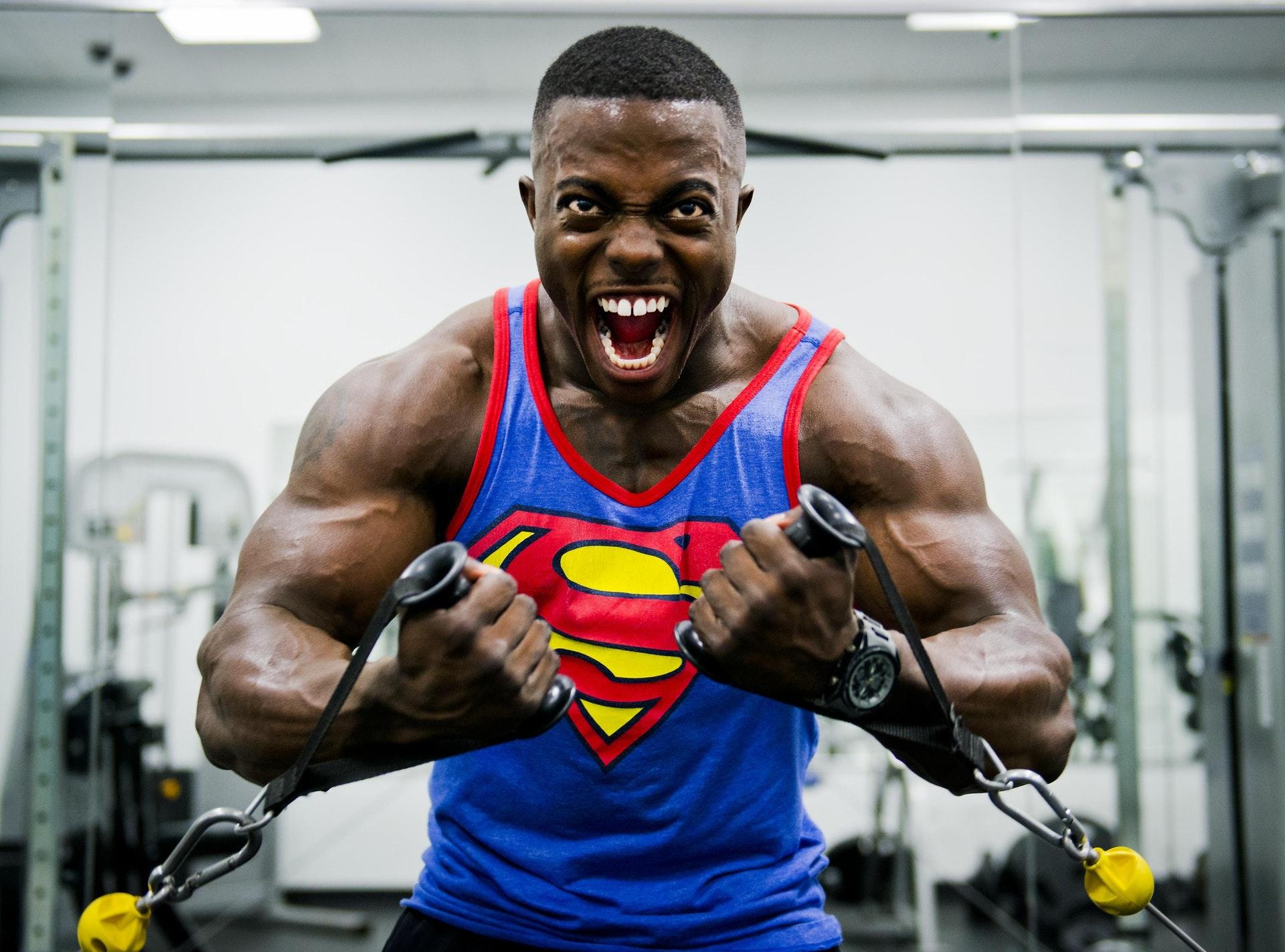 Like big muscles do girls Girls, do